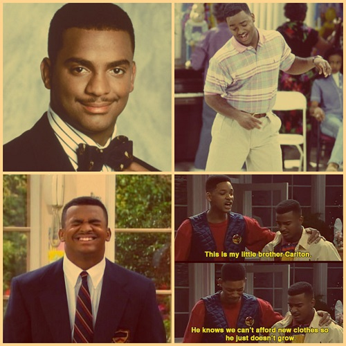 Carlton Banks - Fresh Prince