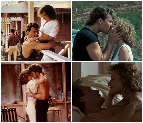dirty dancing scenes