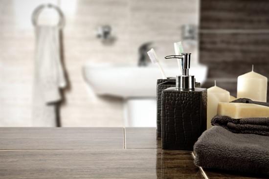 Como deixar seu banheiro com ar retrô.