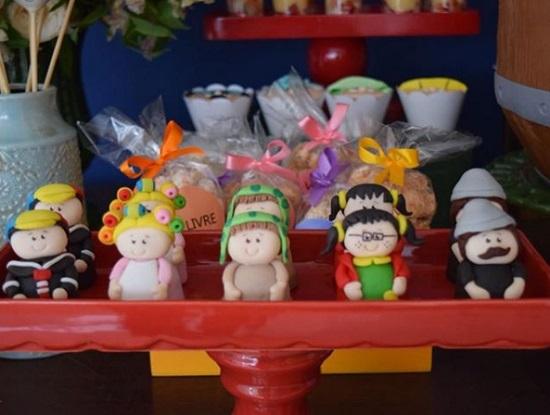 Decoração - Festa do Chaves