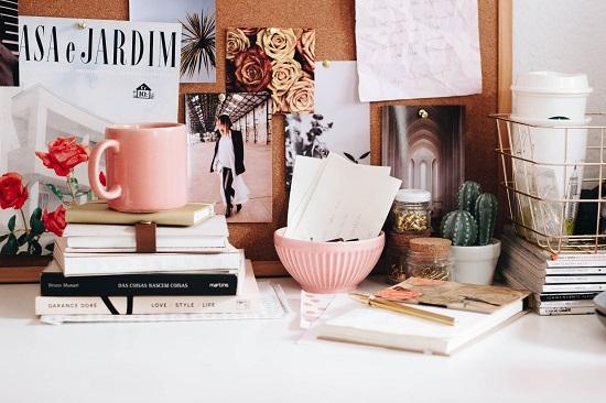 Como decorar e organizar seu desktop